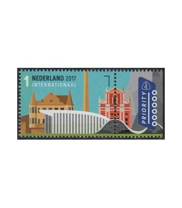 3565b Multilaterale Hertogpost (xx)