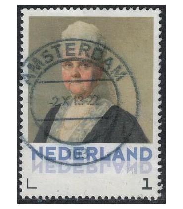 3012 D18 Koninkrijk der Nederlanden (o) Emma