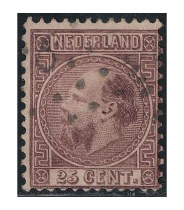 011 Koning Willem III (o) 5.