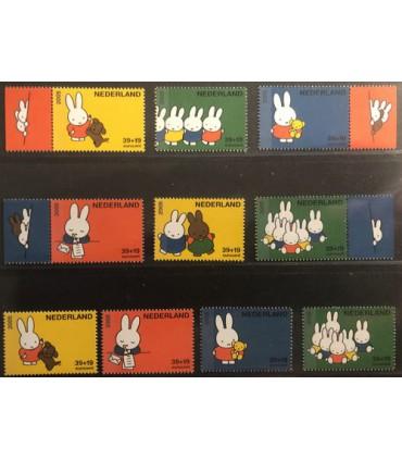 2370 Kinderzegels (xx)