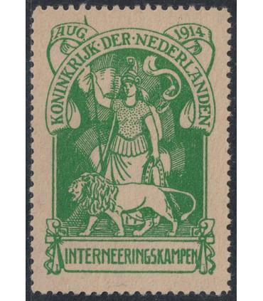 Interneringzegel 1 (xx) certificaat