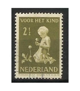 375 Kinderzegel (o)