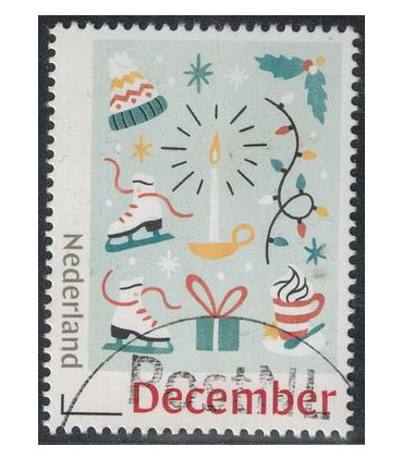 3697 de sfeer van December (o)