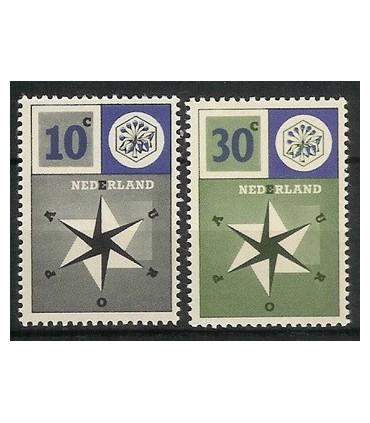 700 - 701 Europazegels (xx)