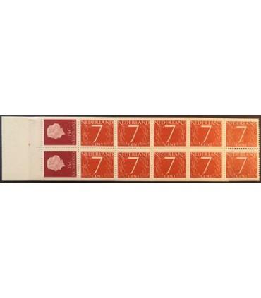 PB01H6 (xx) registerstreep C