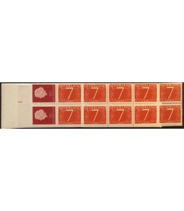 PB01H6 (xx) registerstreep C 2.