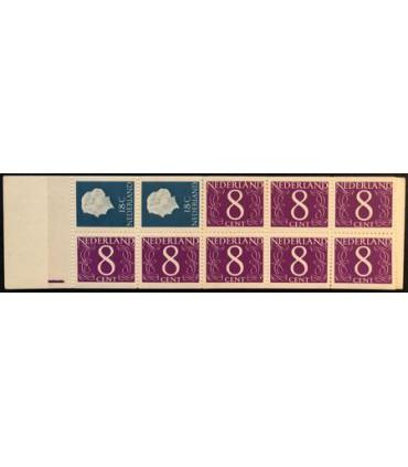 PB04yw (xx) registerstreep paars