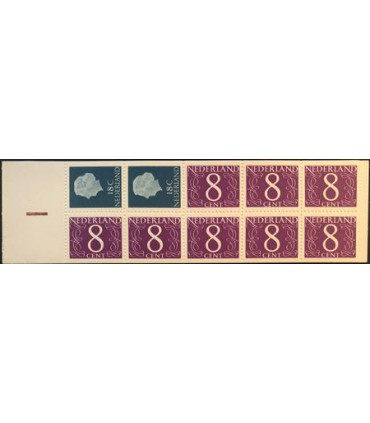 PB04zb (xx) registerstreep bruin