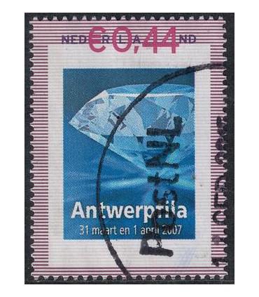 2489 C-3 Filateliebeurs Antwerpfila  (o)