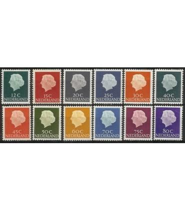618b - 634b Fosfor Koningin Juliana (xx)