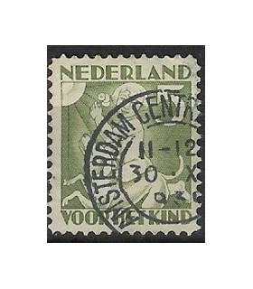 233 Kinderzegel (o)