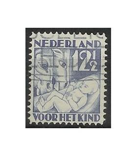 235 Kinderzegel (o)