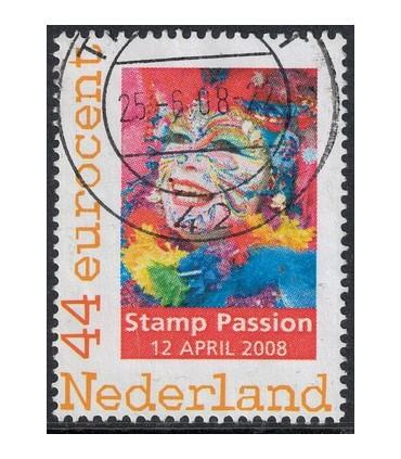 2562 C4 Stamp Passion 12 april (o)