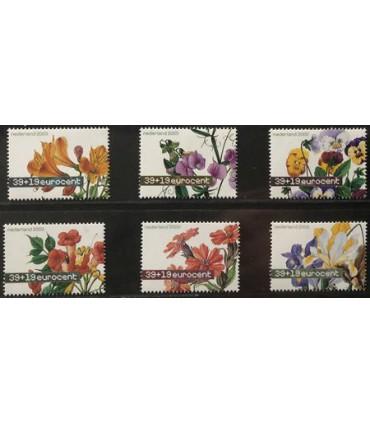 2164 - 2169 Zomerzegels (xx)