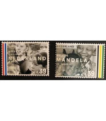 2196 - 2197a Nelson Mandela (xx)