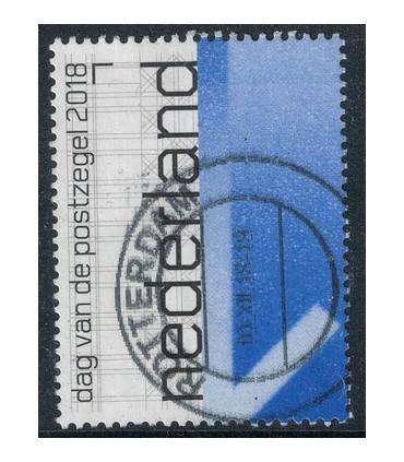 3695 Dag van de postzegel (o)