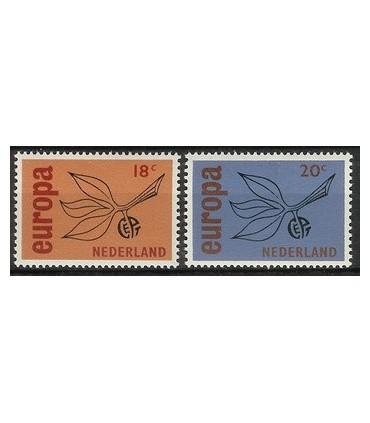 847 - 848 Europa-zegels (xx)