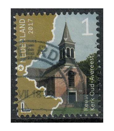 3499a Mooi Nederland Reest (o)