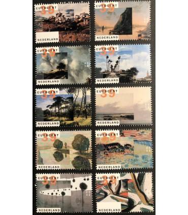 2089 - 2098 Landschappen (xx)