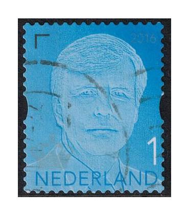 3485 Willem Alexander jaartal 2016 (o)