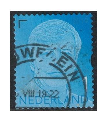 3809 Willem Alexander jaartal 2019 (o)