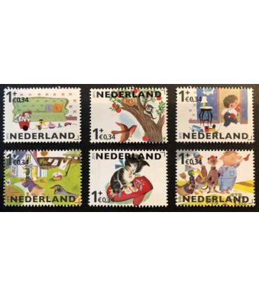 3362 Kinderpostzegels (xx) 3.