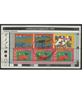 1661 Kinderzegels (o)
