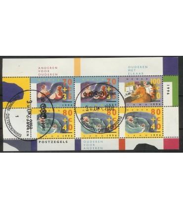 1676 Zomerzegels (o)