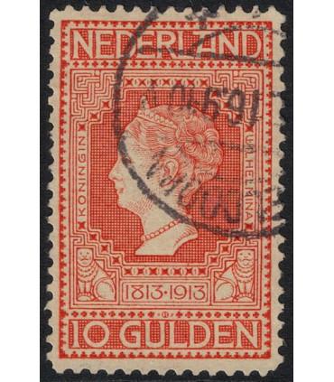 101 Jubileumzegel (o) 1.