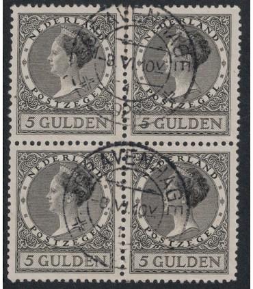 165 Koningin Wilhelmina (o) blok