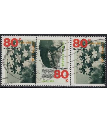 1770 - 1771a Gecombineerde uitgifte (o) 4.