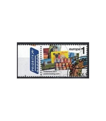 2879 Postcrossing (o) TAB