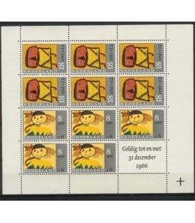 0854 Kinderzegels (xx)
