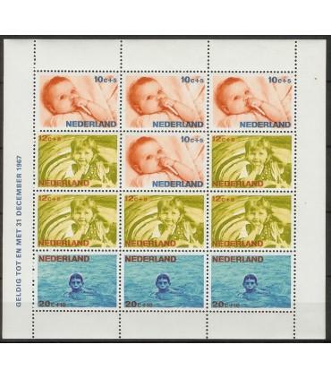 0875 Kinderzegels (xx)