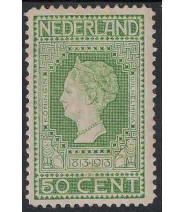 097 Jubileumzegel (xx)