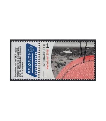 3443 Grenzeloos Nederland - Australie (o)