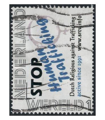Stop Human Trafficking (o)