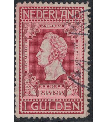 098 Jubileumzegel Bkeus (o)