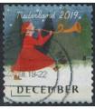 3799 Kerstzegel (o)