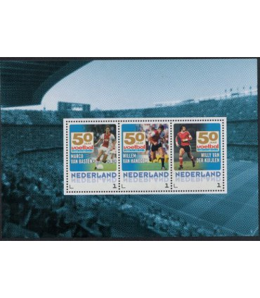 50 jaar voetbal international (xx)