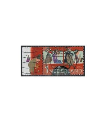 2016 Kinderzegel (o) 4.