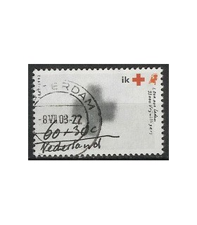 1532 Rode Kruis zegel (o)