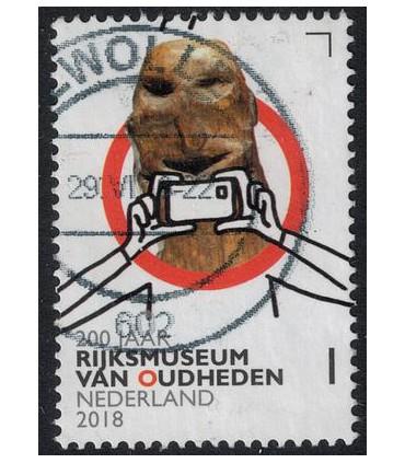 3627 Rijksmuseum van Oudheden (o)