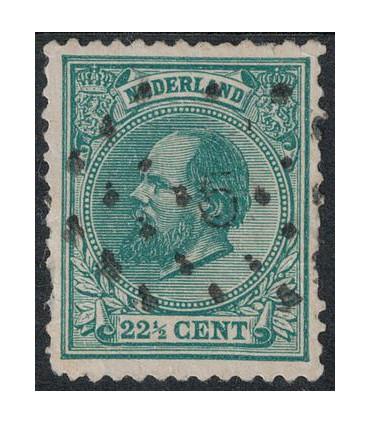 025 Koning Willem III B-keus (o) 1.