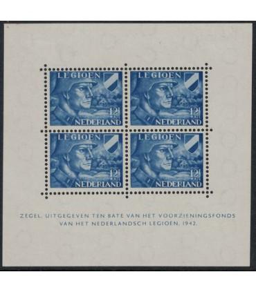 0403b Legioenzegels (x) 1.