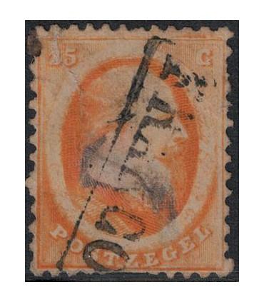 006 Koning Willem III Bkeus (o)