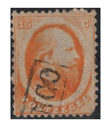 006 Koning Willem III Bkeus (o) 2.