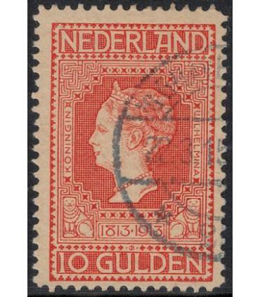 101 Jubileumzegel (o) 3.