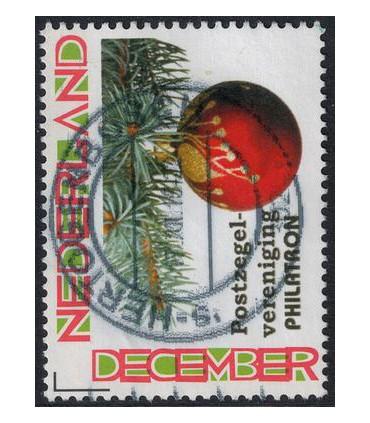 Kerstzegel Philatron (o)