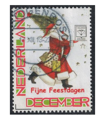 Kerstzegel Philatron Drunen (o)